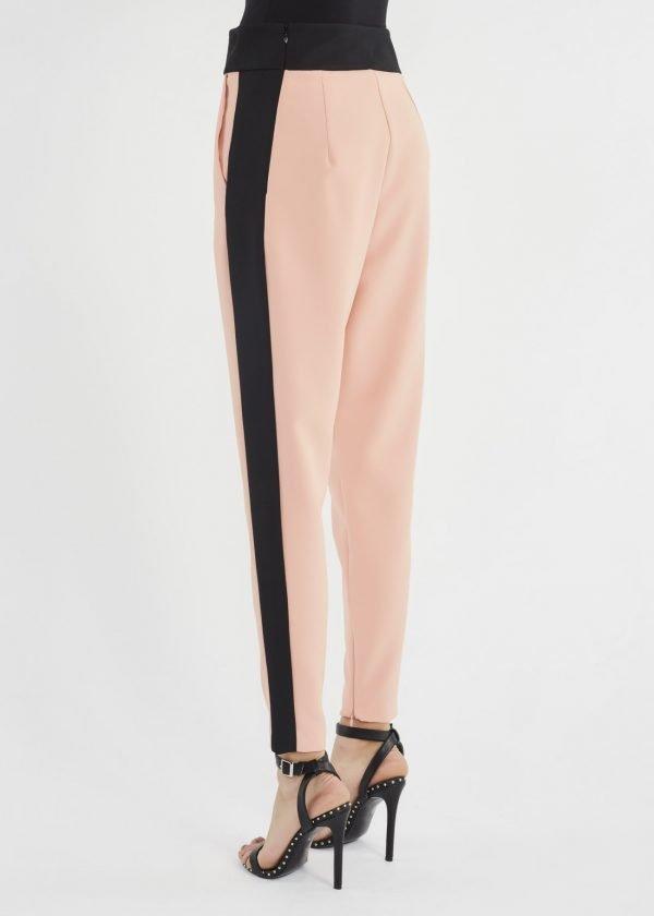 Pantalone art 911DD20001 Denny Rose Primavera 2019 bianco
