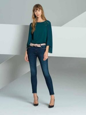 , Jeans FR19FPJBETTY9 Fracomina Autunno 2019/20