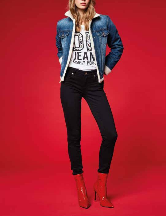 Denny Rose maglia art 921ND54010 collezione Jeans autunno-inverno 2019