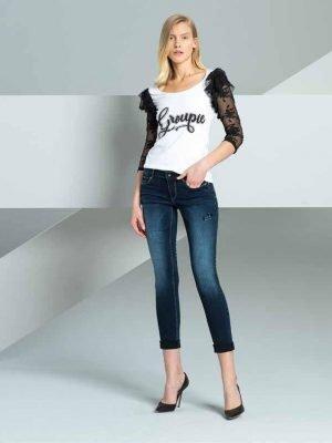 , Jeans FR19FPJCARA3 Fracomina Autunno 2019/20