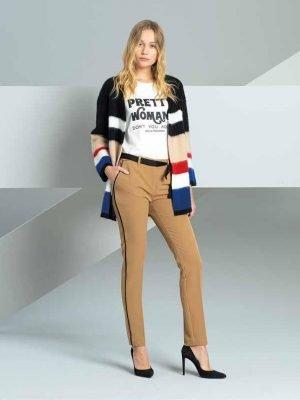 , Giacchetto di Jeans FR19FPJ113 Fracomina Autunno 2019/20