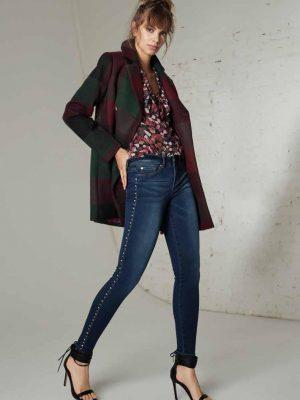 , Jeans art 921BD26024 Donna Gaudi jeans Autunno Inverno 2019/20