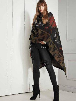 , Camicia art 921BD46001 Donna Gaudi jeans Autunno Inverno 2019/20