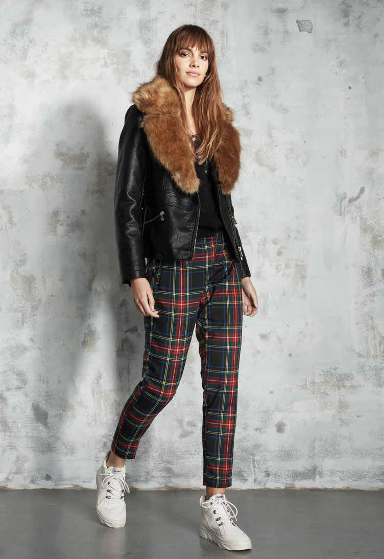 prezzo più basso ffea8 2d23a Pantalone art 921BD25024 Donna Gaudi jeans Autunno Inverno 2019/20