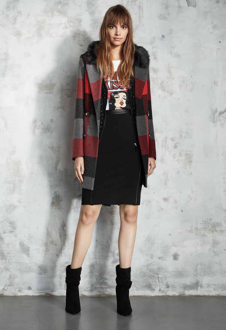 Camisetas de mujer Otoño 2019 | Bershka