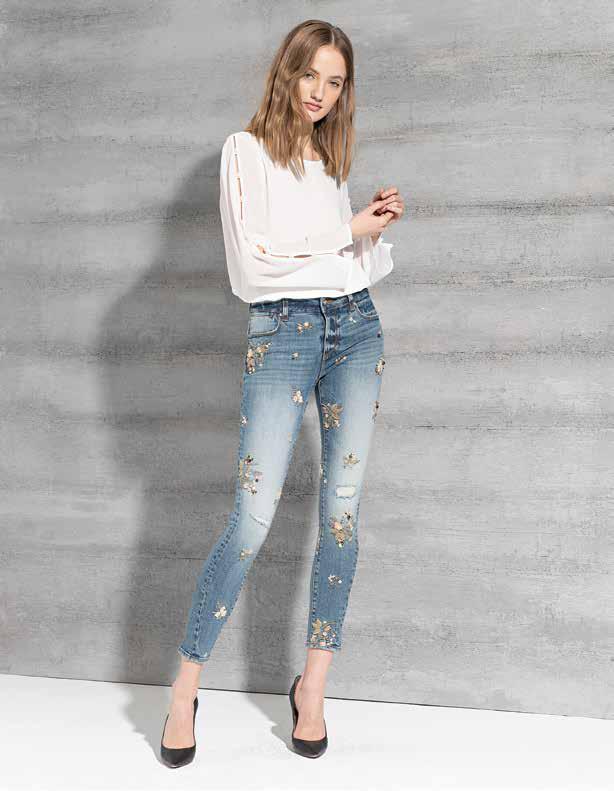 Jeans FR19FPJMARY3 Fracomina Autunno 201920