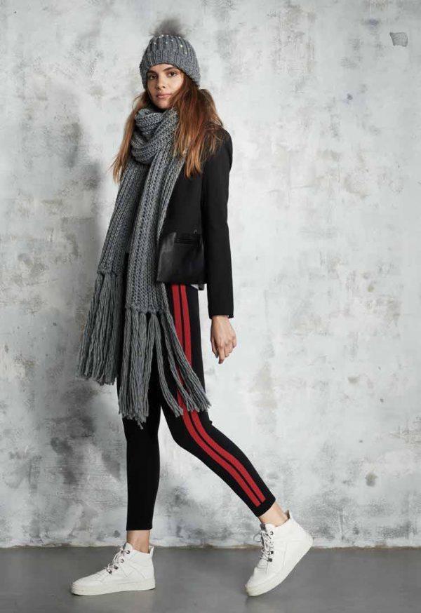 , Sciarpa art 921BD93005 Donna Gaudi jeans Autunno Inverno 2019/20